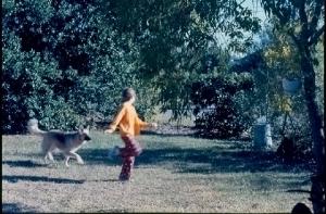 running with Jill