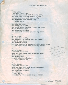 mom's poem