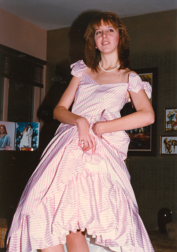 Old School Prom Dresses