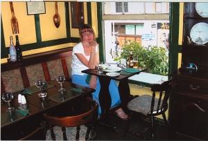 in London--2002