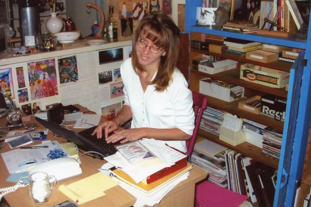 more than ten years ago when i started my novel