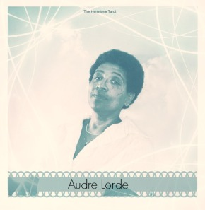 The Hermiones: Audre Lorde