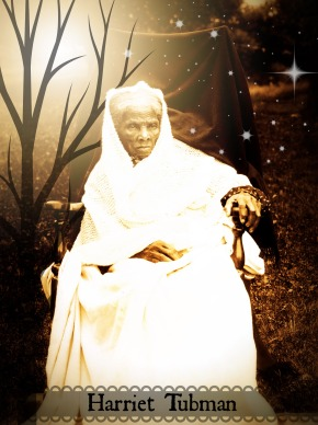 The Hermiones: Harriet Tubman