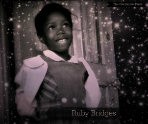 The Hermione Tarot: Ruby Bridges