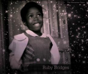 The Hermione Tarot: RubyBridges