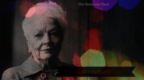 The Hermione Tarot: Ann Richards