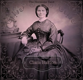 The Hermione Tarot: ClaraBarton
