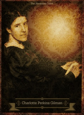 The Hermione Tarot: Charlotte Perkins Gilman